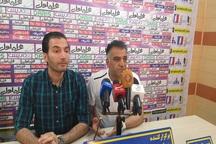 مربی استقلال تهران:کمک داور شهامت پذیرفتن اشتباهش را نداشت