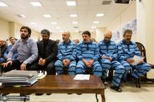 متهم ردیف دوم: اتهامات من ادعای هادی رضوی است و صحت ندارد