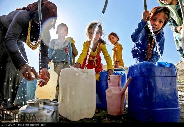 684 روستای فارس  در شرایط بحرانی تامین آب هستند