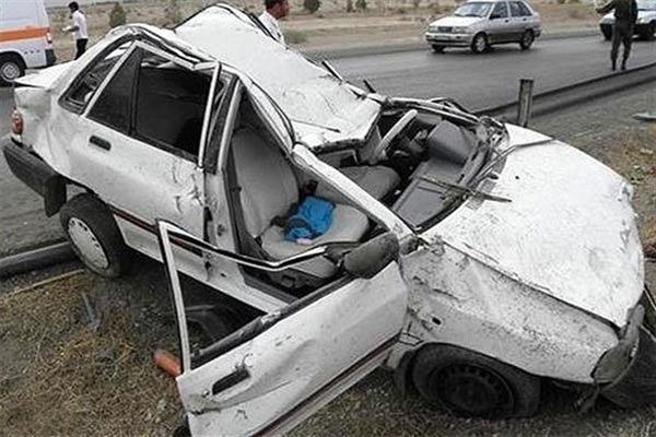 افزایش 7 درصدی فوتی ناشی از تصادفات رانندگی در سه ماهه سالجاری