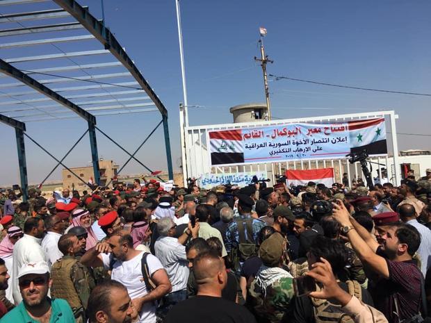 6 تریلیون دلار آمریکا در عراق باد هوا شد/ پیام های بازگشایی گذرگاه مرزی مهم میان عراق و سوریه چیست؟