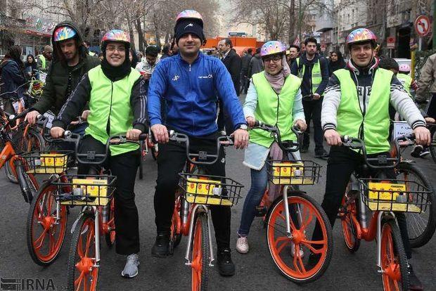 چرا دوچرخه های بیدود از سطح شهر جمع شد؟