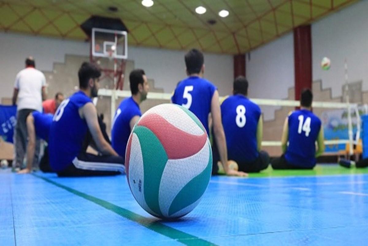 حضور تیم والیبال نشسته مردان ایران به عنوان پرافتخارترین تیم در توکیو