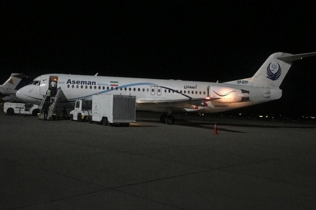 چهار پرواز مقصد تهران در اصفهان فرود آمدند