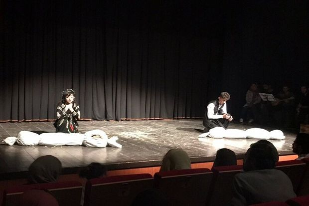 داوران بخش نهایی جشنواره تئاتر هرمزگان مشخص شدند