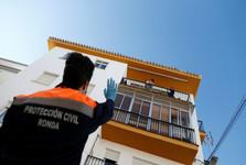 ادامه روند کاهش تعداد جان باختگان کرونا در اسپانیا برای دومین روز پی در پی