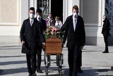 جان باختگان کرونا در ایتالیا از 10 هزار نفر فراتر رفت