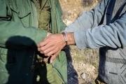 متهمین متواری با سلاح جنگی در کاشمر دستگیر شدند