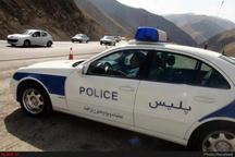 بازگشایی محورهای مسدود در یزد و همدان