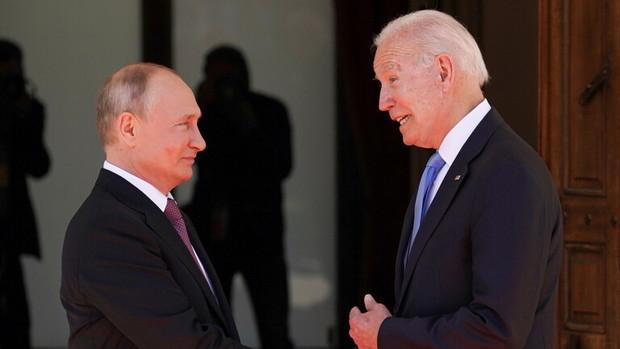 واکنش ترامپ به دیدار بایدن و پوتین:روسیه برنده شد