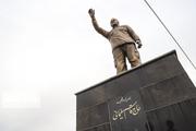 تندیس سردار سلیمانی در اراضی عباسآباد نصب میشود