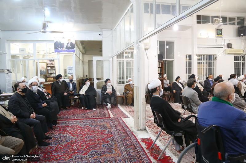 مراسم بزرگداشت برادر آیت الله العظمی فاضل لنکرانی