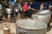 ۱۴هزار و ۴۰۰ دست غذا عید غدیر در دیر توزیع شد