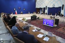 نشست رییس جمهور با جمعی از فعالان سیاسی کشور