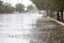 میزان بارندگی در یزد به 87.9میلی متر رسید
