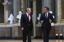 پوتین و مکرون بازنگری در توافق هسته ای را «غیرقابل پذیرش» دانستند