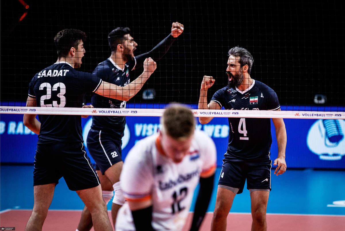 ایران 3 - هلند 0 ؛ نخستین برد ایران با آلکنو مقتدرانه بود+حواشی و آمار/ عکس