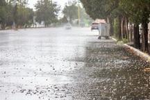 افزایش ۵۵ درصدی بارندگیها در شیروان