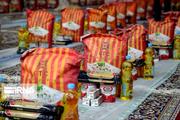 توزیع هفت هزار سبد کالایی بین مددجویان کمیته امداد گنبدکاووس