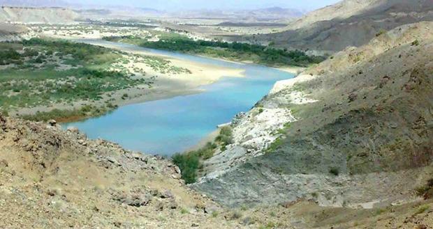 کودک چهار ساله در رودخانه کاجو قصرقند غرق شد