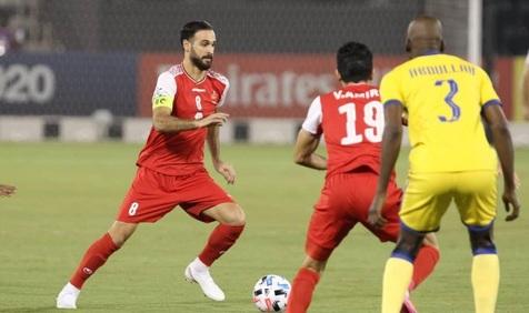 توضیح AFC درباره رای پرونده شکایت النصر از پرسپولیس