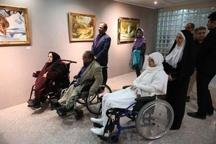 """نمایشگاه """"فروغ زندگی"""" در نگارخانه شهر مشهد افتتاح شد"""