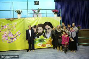 بازدید گردشگران نوروزی از بیت امام خمینی(س) در جماران -2