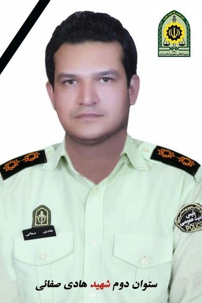 پیکر شهید ناجا فردا در بردسکن تشییع میشود