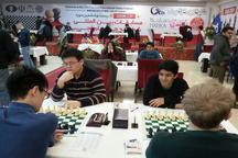 آغاز دور پایانی مسابقات بین المللی  شطرنج جام فجر در آمل