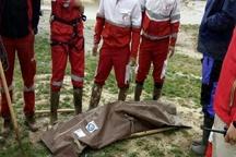 جسد غریق رودخانه زیاران کشف شد