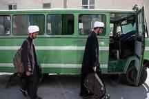 گروه 25نفره روحانیون بسیجی قم به مناطق سیل زده  اعزام شد