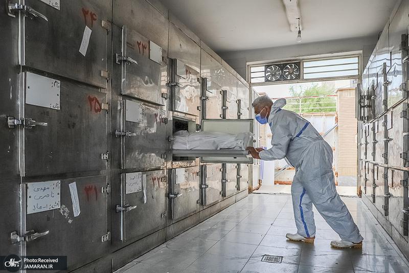 منتخب تصاویر امروز جهان- 18 مرداد 1400 - مرگ کرونایی در اهواز