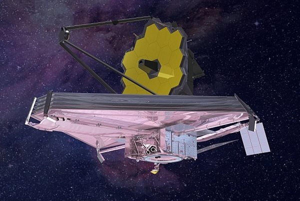 پرتاب تلسکوپ فضایی جیمز وب به تاخیر می افتد
