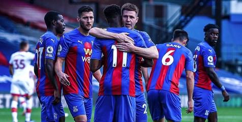غلبه کریستال پالاس بر ساوتهمپتون در لیگ برتر انگلیس