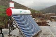 ۸۶۵ آبگرمکن خورشیدی در مناطق مختلف کهگیلویه و بویراحمد نصب شد