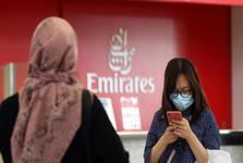 افزایش مبتلایان به کرونا در امارات و تکذیب هر گونه ابتلایی در سوریه
