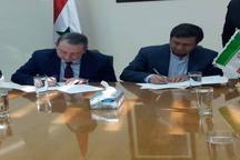 امضای توافقنامه برقراری و توسعه روابط بانکی ایران و سوریه