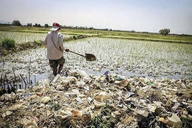 سود تسهیلات کشاورزان خسارت دیده بخشیده می شود