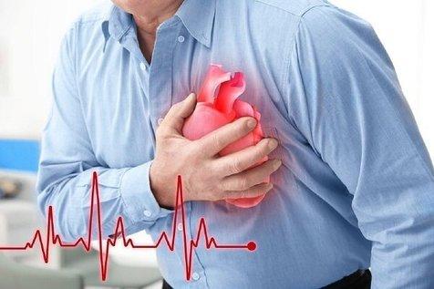 ریسک 2 تا 4 برابری ریسک سکته قلبی در بیماران دیابتی