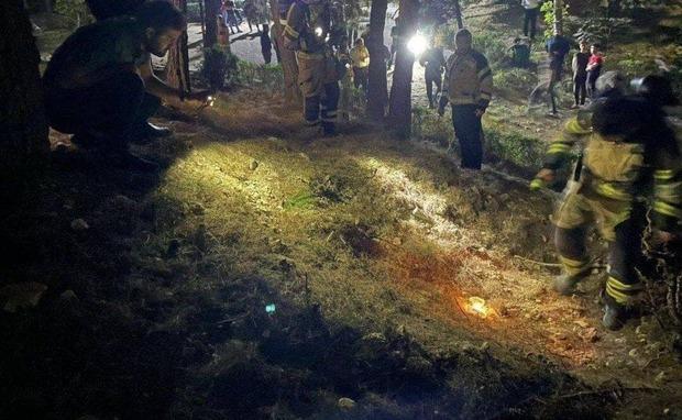 واکنش پلیس تهران به برخی شایعات در مورد حادثه انفجار پارک ملت
