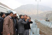 بهرهبرداری از قطعه اول آزاد راه تهران-شمال در دهه فجر امسال