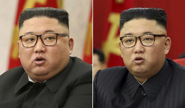 ناراحتی شدید مردم کره شمالی از لاغر شدن رهبرشان+عکس