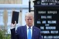 ترامپ:به زودی مدارک تقلب در انتخابات ریاست جمهوری را رو می کنم