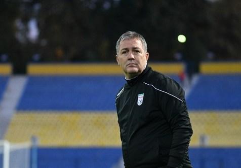 اسکوچیچ: بازی با مالی محک جدی برای تیم ملی خواهد بود
