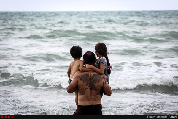 روند کاهش دما در سواحل دریای خزر  پیشبینی تندباد در 5 استان کشور