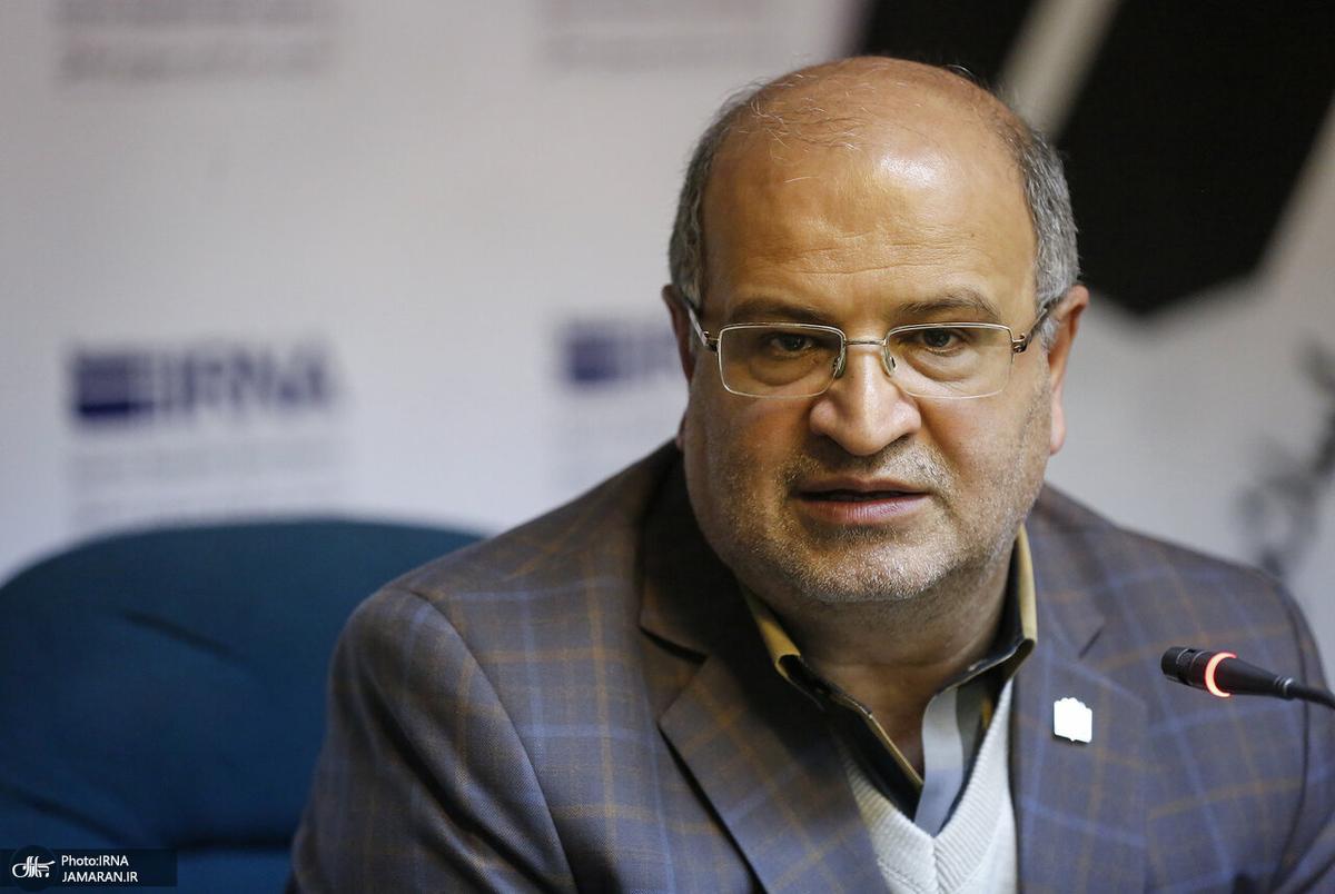 واکنش زالی به شایعه حضور ویروس لامبادا در تهران