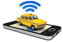 ترمز سه تاکسی اینترنتی در بجنورد کشیده شد