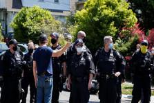 کشته شدن 3شهروند و یک پلیس در تیراندازی ها در تگزاس آمریکا