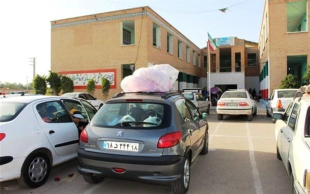 18 هزار مسافر نوروزی در مدارس لرستان اسکان یافتند
