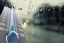 دمای هوا در کهگیلویه و بویراحمد ۶ درجه سانتیگراد کاهش مییابد